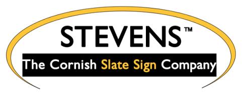 Stevens Cornish Slate Logo